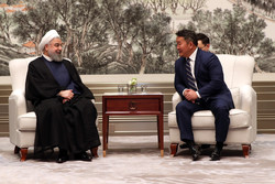 Rouhani encourages private sector to take up projects in Mongolia
