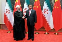 Iran-China strategic coop. in interests of two countries
