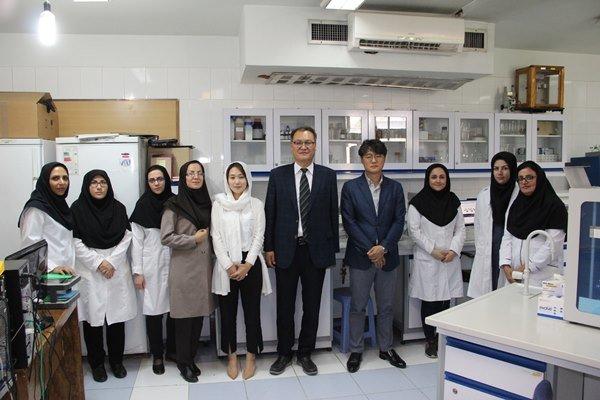 كوريا الجنوبية تستثمر في منتجات ايران النانوية
