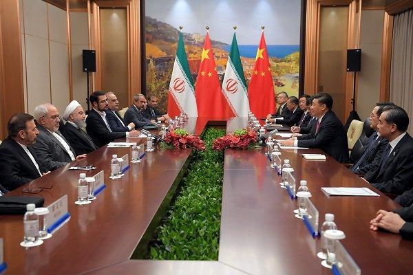 طهران وبكين توقعان 4 وثائق تعاون
