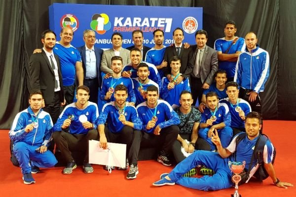 Two more gold medals for Iran at Karate 1-Premier League
