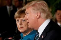 """ميركل ردا على ترامب المانيا تتخذ قراراتها بشكل """"مستقل"""""""