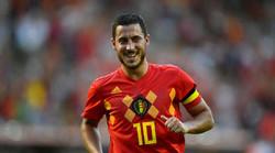 هازارد: وقت درخشش بلژیک فرا رسیده است