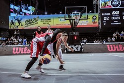 Iranian women unsuccessful at FIBA 3x3 World Cup