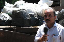 ۳ هزار قوطی خالی سم از پهنه های کشاورزی قزوین جمع آوری شد