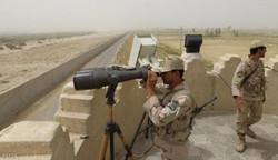 احباط محاولة لتهريب أعتدة من العراق الى إيران