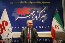 بازدید سفیر برزیل از خبرگزاری مهر