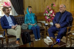 Norway and Sweden's ambs meet with Kermanshah governor