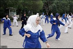 ورزش همگانی در ۵۵ پارک استان زنجان انجام می شود