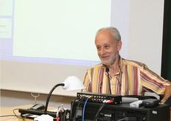 Spanish film scholar Carlos Heredero
