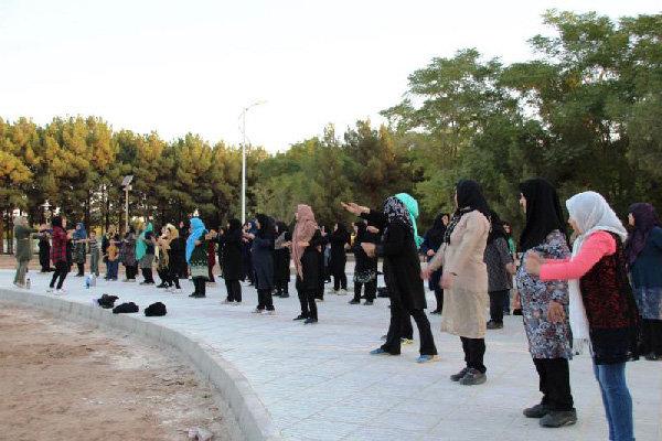 نخستین پارک ورزش خانواده در استان احداث میشود