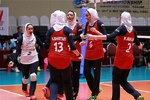 women volleyball