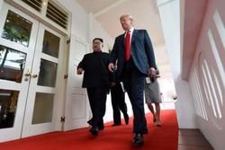 ترامپ در سفر به کره جنوبی برنامه ای برای دیدار با «اون» ندارد