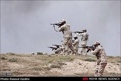 استشهاد ضابط بحرس الحدود في اشتباك مع مهربي المخدرات جنوب شرق ايران
