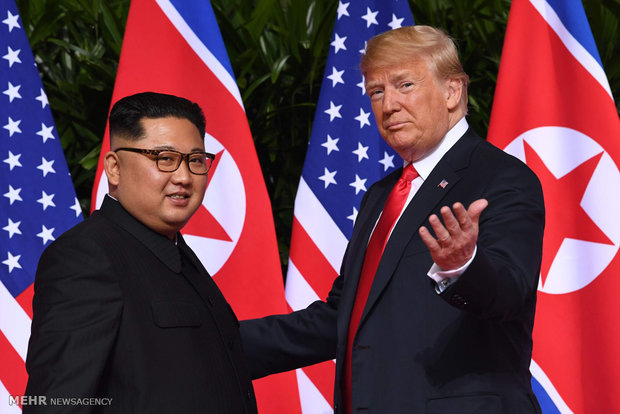 Trump says Kim accepted invitation to visit White House