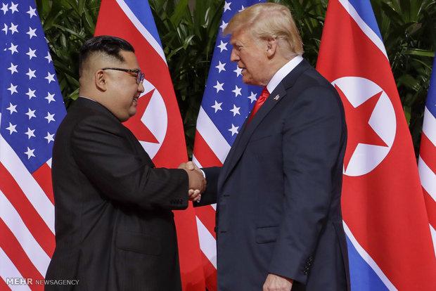 دیاری ترامپ بە دەستی سەرۆکی کۆریای باکوور نەگەیشتووە