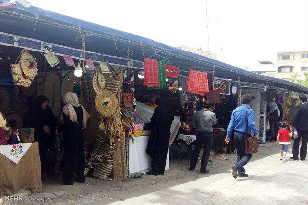 مازندران از داشتن بازارچه های دائمی صنایع دستی محروم است