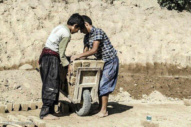 ۱۱۹ کودک کار از خدمات بهزیستی استان سمنان بهرهمند شدند