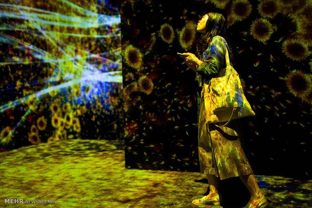 موزه هنرهای دیجیتال توکیو