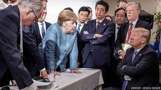 G7 summit in Canada