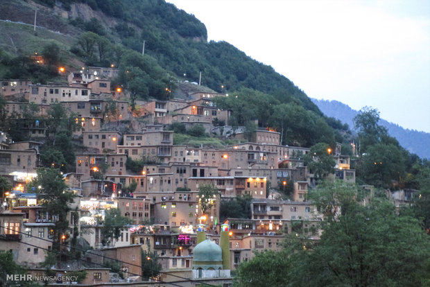 Masouleh, must-see place to visit in Iran