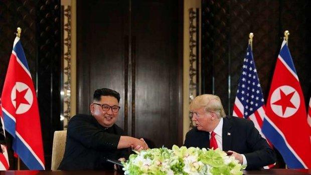 السفير الايراني في سنغافورة: لست متفائلاً بنتائج لقاء ترامب والزعيم الكوري