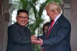 ترامپ سپاسی سەرۆکی کۆریای باکووری کرد