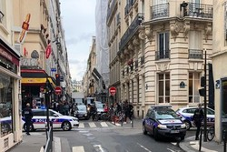 Tehran aids Paris in hostage situation