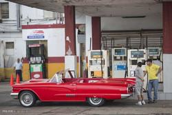 خودروهای قدیمی در خیابان های هاوانا