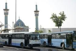 شبکه حمل و نقل عمومی شمال تهران آماده خدمت به نمازگزاران عید فطر