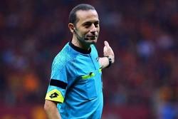 Cüneyt Çakır, İran-Fas maçını yönetecek