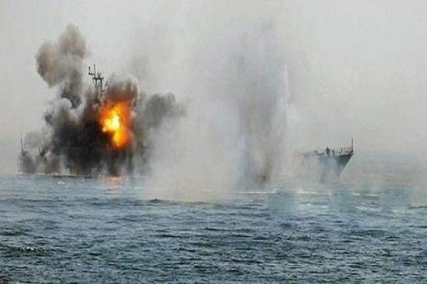 Yemen, BAE gemisini hedef aldı