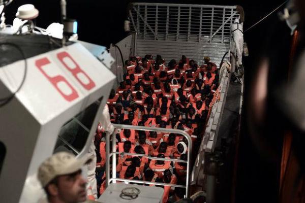 ايطاليا: فرنسا المتغطرسة قد تصبح عدونا الأول في قضايا الهجرة