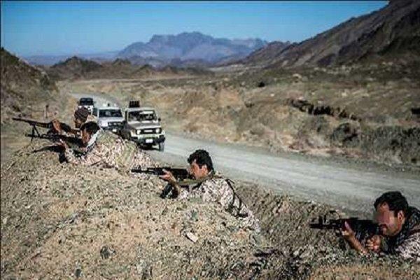 استشهاد عنصر من حرس الحدود في اشتباك مسلح  شرق ايران