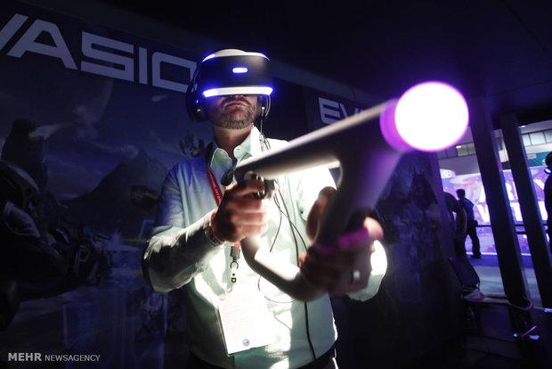 نمایشگاه بازی های رایانه ای در لس آنجلس