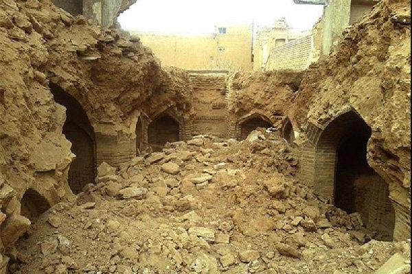 بافت تاریخی شهر قزوین دچار تخریب و آسیب جدی شده است