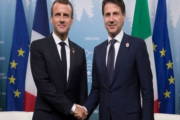 با افزایش تنشها میان دو کشور؛ رم هشدار داد: هنوز منتظر عذرخواهی «ماکرون» از ایتالیا هستیم
