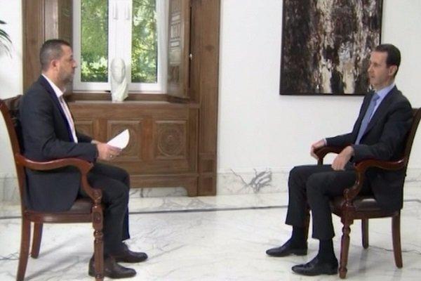 بشار الأسد: العلاقات السورية-الإيرانية لا تخضع للتسوية في الجنوب ولا في الشمال