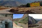 بیآب زیر بارِ خسارات سیلاب/ اینجا سد سازی تعطیل است!
