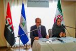Nicaraguan ambassador to Iran Mario Barquero Baltadano