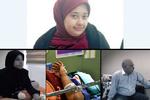 فاطمه رضایی دانش آموز کوهدشتی