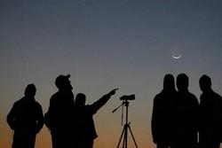۱۰ گروه در خراسان جنوبی هلال ماه شوال را رصد میکنند