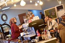 دوست دارم «کافه پولشری» را به استان ها ببرم/ برپایی کافه در اروپا