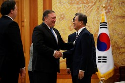 محورهای دیدار رئیسجمهوری کرهجنوبی با وزیر خارجه آمریکا