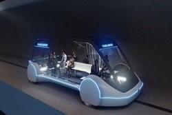 ساخت وسیله نقلیه سریع السیر الکتریکی با مدت زمان سفر ۱۲ دقیقه!