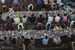اطعام ۱۰ هزار نفر در مساجد نورآباد طی ماه مبارک رمضان