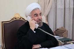 Rouhani - Mahathir Mohammad
