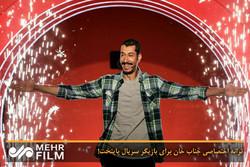 ترانه اختصاصی جناب خان برای بازیگر سریال پایتخت!