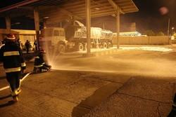 برگزاری نخستین دوره مسابقات عملیاتی - ورزشی آتش نشانان در چابهار