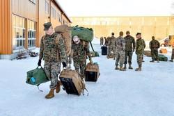 مسکو: افزایش شمار تکاوران دریایی آمریکا در نروژ بیپاسخ نمی ماند